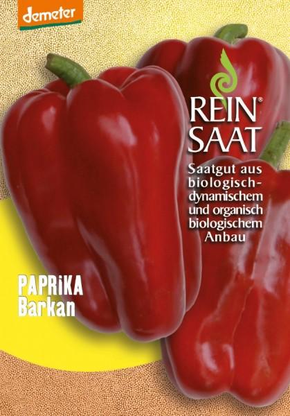 Paprika - Barkan - Bio