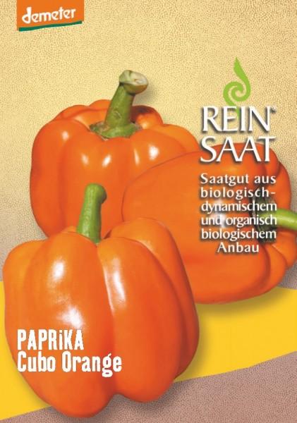 Paprika - Cubo Orange - Bio
