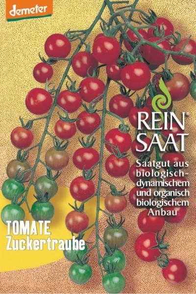 Tomate - Zuckertraube - Bio