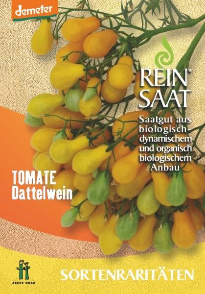 Tomate - Dattelwein - Bio