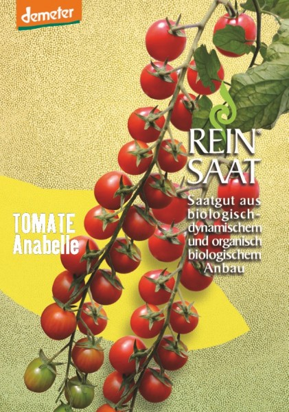 Tomate - Anabelle - Bio