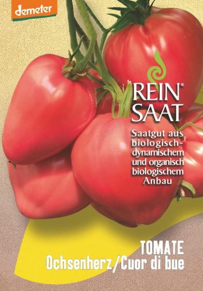 Tomate - Ochsenherz, Cour di bue - Bio