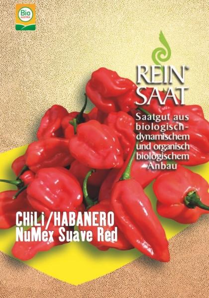 Chili - NuMex Suave Red - Bio