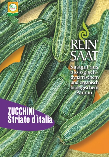 Zucchini - Striato d´Italia - Bio