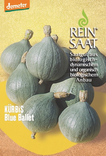 Kürbis - Blue Ballet - Bio