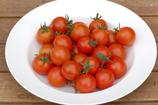 "Tomate ""Rideau Sweet"", Kirschtomate"