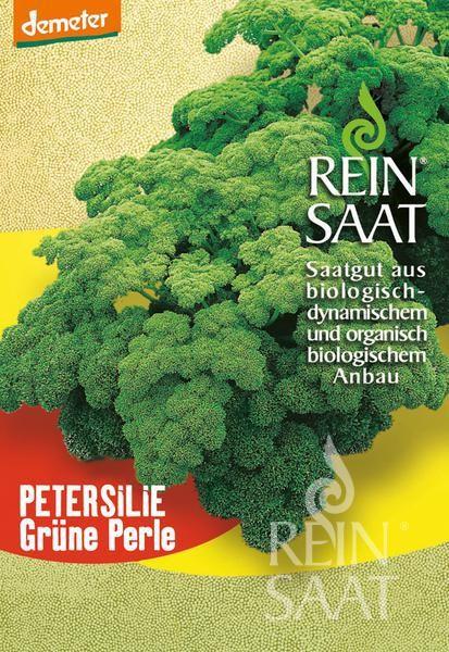 Petersilie - Grüne Perle - Bio