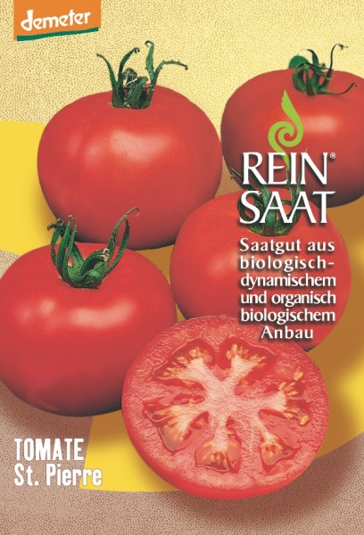 Tomate - S. Pierre - Bio