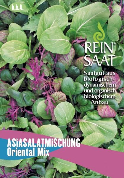 Asia-Gemüse - Oriental Mix - Bio