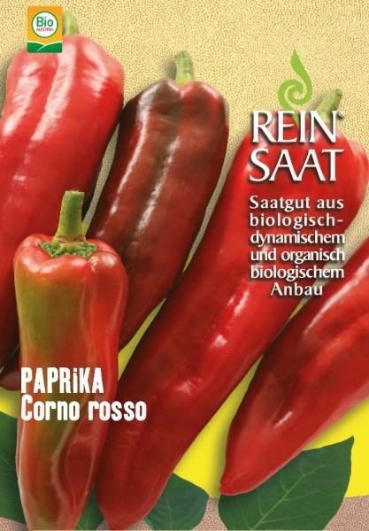 Paprika - Corno rosso - Bio