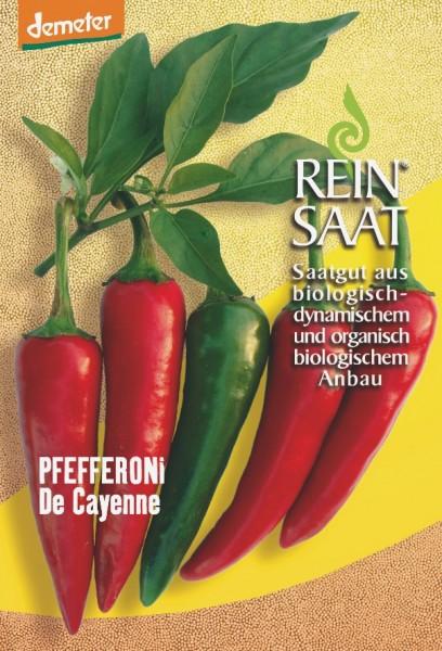 Pfefferoni - De Cayenne - Bio