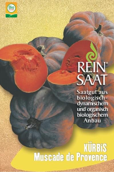 Kürbis - Muscade de Provence - Bio