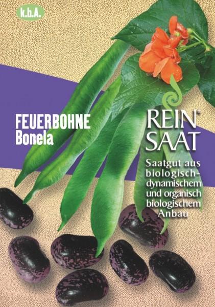 Feuerbohne - Bonela - Bio