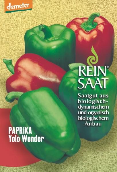 Paprika - Yolo Wonder - Bio