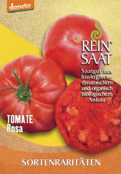 Tomate - Rosa - Bio