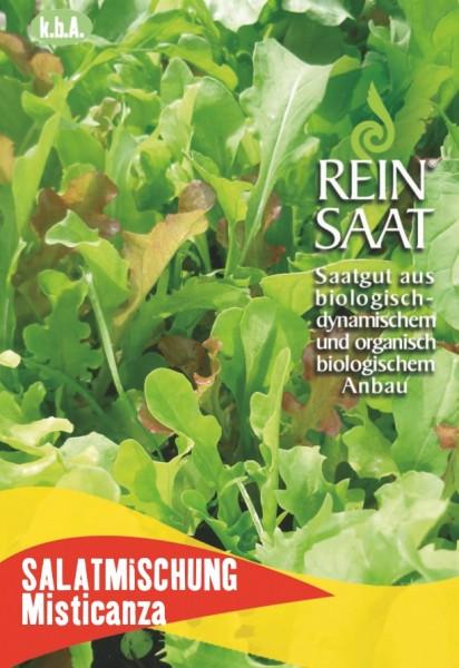 Salatmischung - Misticanza - Bio