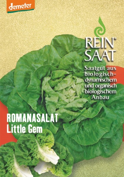 Romanasalat - Little Gem - Bio