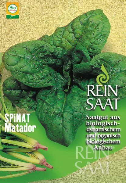 Spinat - Matador - Bio