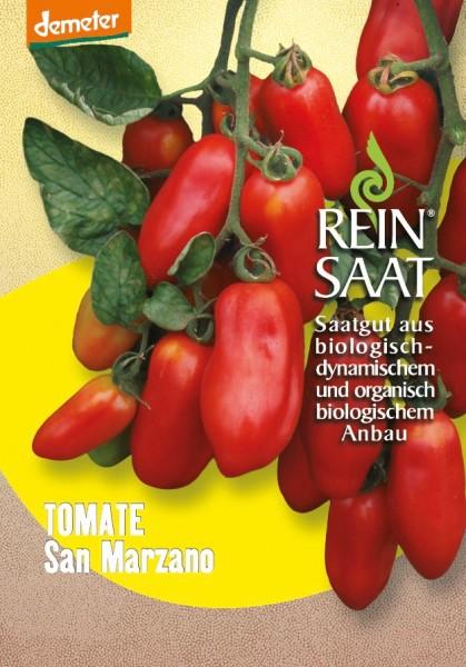 Tomate - San Marzano - Bio